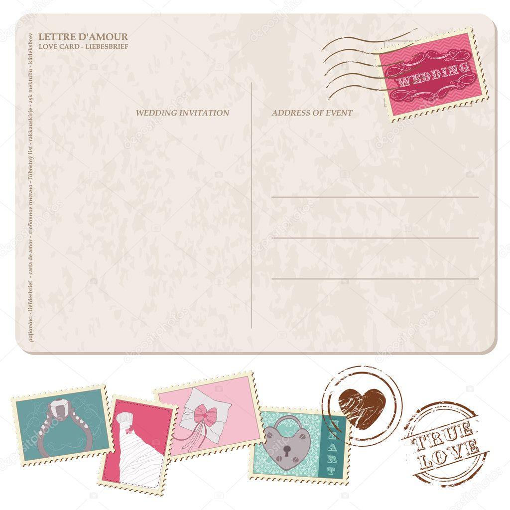 Печать почтовых открыток со своим изображением