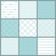 Royalty-Free Stock Vector Image: Seamless backgrounds Collection - Vintage Tile