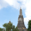 Pagoda in wat arun — Stock Photo
