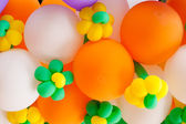 Ballon colorful — Stock Photo