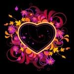 Valentines heart — Stock Vector #6674605