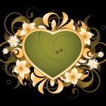 Valentines heart — Stock Vector #6674625
