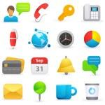 Internet icons — Stock Vector