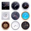 Clocks — Vettoriale Stock #6676040