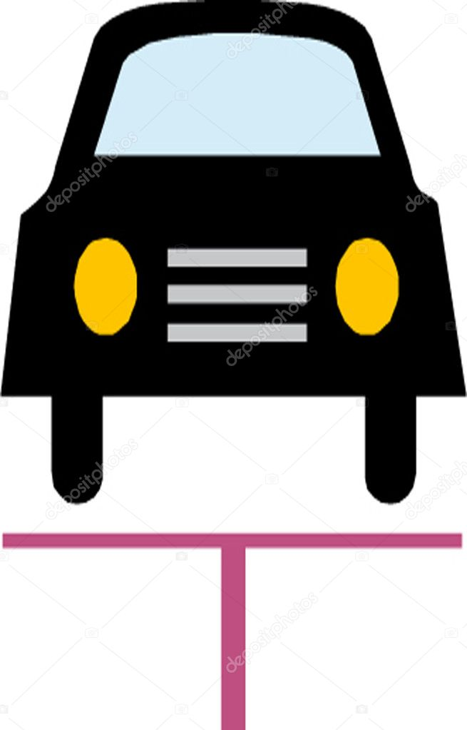Cartoon car — Stock Photo #6003068