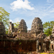 Stock Photo: Ancient temple Banteay Kdei in Angkor Wat complex, Siem Reap, Cambodia.