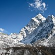 Ama Dablam mountain, Khumbu glacier, Nepal — Stock Photo #5751376