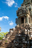 Ancient temple Wat Ta Keo at Angkor Wat complex, Siem Reap, Cambodia — Stock Photo