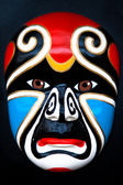 The mask of Sichuan opera — Stock Photo