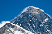 Topo do monte everest vista kala pattar, nepal — Foto Stock