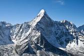 Ama Dablam mountain, Khumbu glacier, Nepal — Stock Photo
