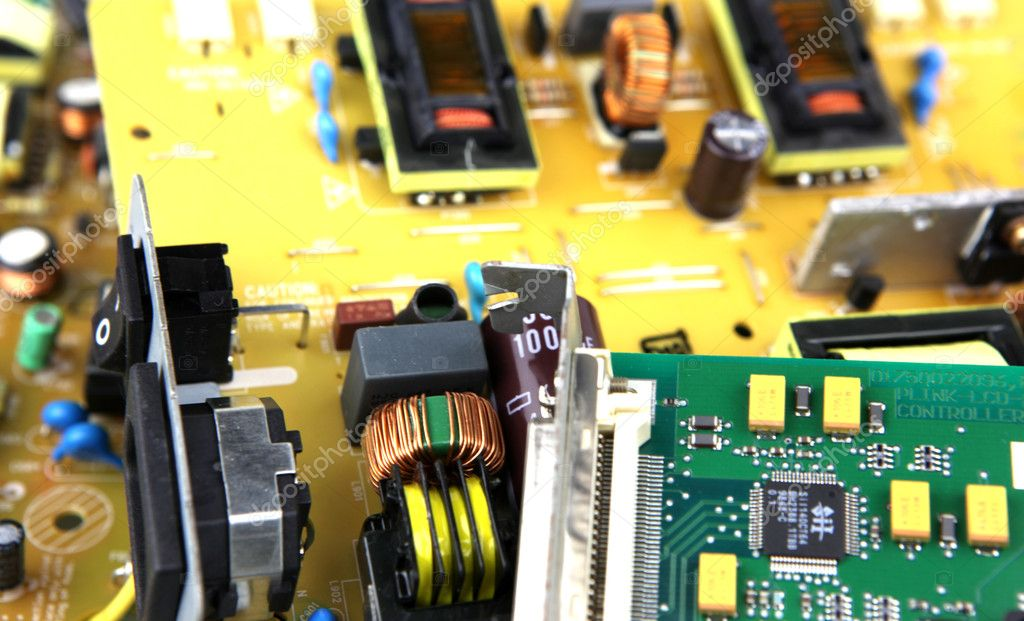computer hardware components pictures. Image of computer hardware amp;