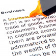 Businesses Ideas — Stock Photo