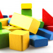 Building blocks — Foto Stock