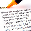 Image of SEO — Stock Photo