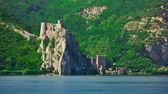 Golubac fortress — Stock Photo