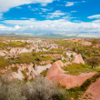 Landscape in Cappadochia — Stock Photo