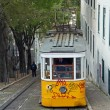 Stock Photo: Portugal Trams