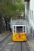 Portugal Trams — Stock Photo