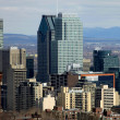 Stock Photo: Montreal skyline