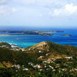St-Marteen bay — Foto de Stock