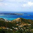 St-Marteen bay — Foto Stock