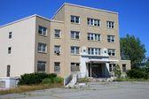Hospital abandonado — Fotografia Stock