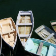 Row boats - Stock Photo