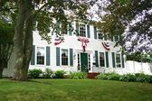 Americana house — Stock Photo