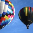 Stockfoto: Two balloons