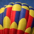 Hot air balloon top — Stock Photo #6435541