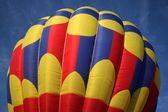 Hot air balloon top — Stock Photo