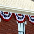 Americana banners — Stock Photo