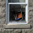 Постер, плакат: Chair in window2