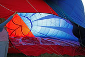 Buscar dentro de un balloon3 — Foto de Stock