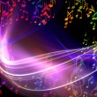 Royalty-Free Stock Photo: Anstract Music Background