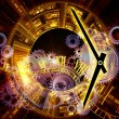 Fractal Time — Stock Photo #6133711