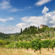 Tuscany Villa in Umbria, Italy — Stock Photo