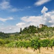 Tuscany Villa in Umbria, Italy — Stock Photo #6628303