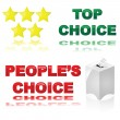 Royalty-Free Stock Imagen vectorial: Best choice