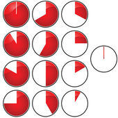 Countdown — Stock Vector