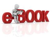 E-Book — 图库照片