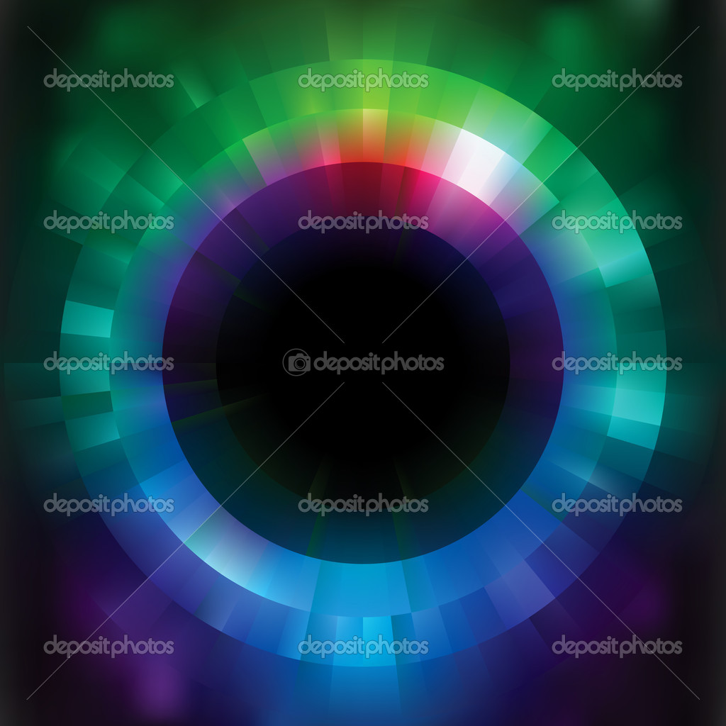 Colorful abstract vector mosaic background. EPS 8 vector file included — Stock Vector #5606645