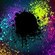 Colorful grunge Abstract Background. EPS 8 — Stock Vector