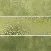 Gold grunge background with space for text. EPS 8 — Vector de stock