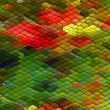 Abstract 3d colorful mosaic background. EPS8 - 图库矢量图片