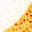 Colorful autumn leaves card. EPS 8 - 图库矢量图片