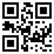 Sale data in qr code. (modern bar code). EPS 8 — Stock vektor