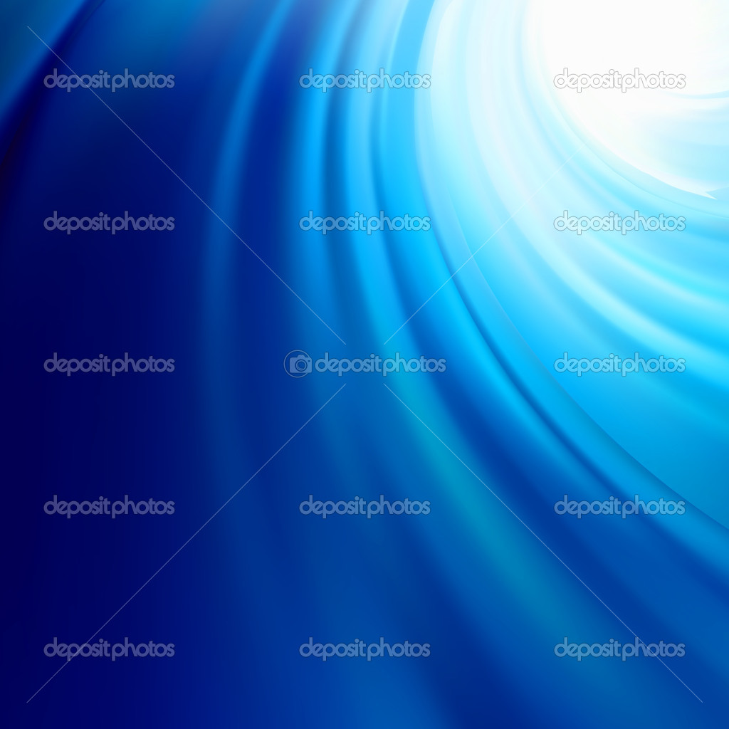 Abstract dark blue background. EPS 8 vector file included — Stock Vector #6040661