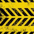 Diagonal hazard stripes texture. EPS 8 - Vettoriali Stock